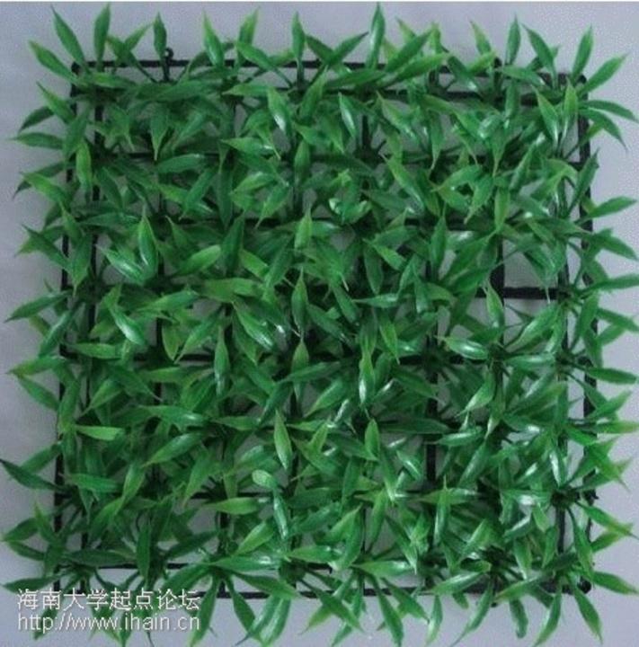 塑料 绿色草皮 1元 22x22cm 高清图片