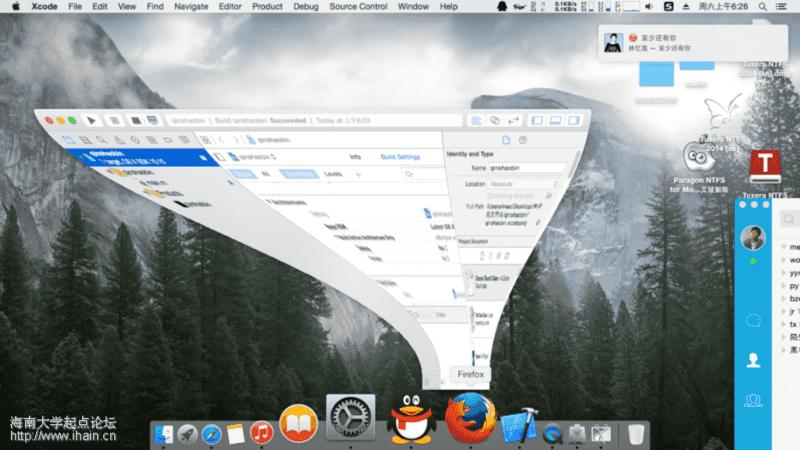 安装双系统 mac windows