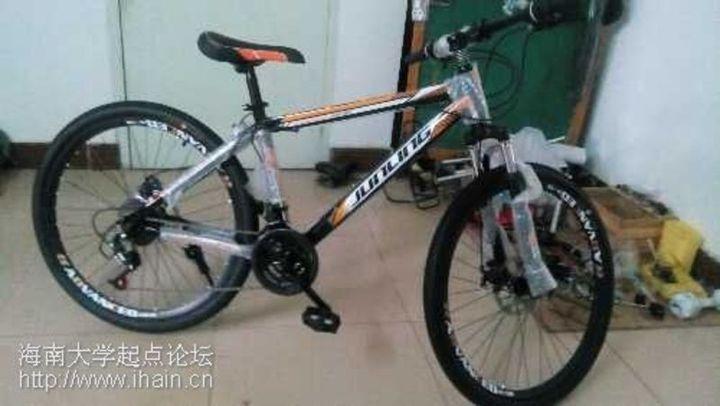 山地自行车399元特价新车